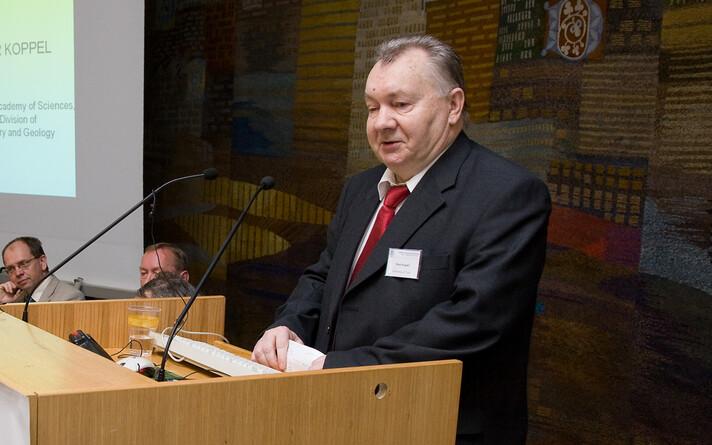 Akadeemik Ilmar Koppel.