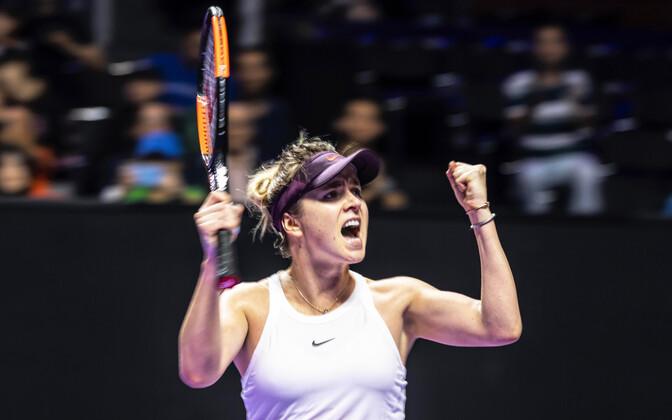 Сильнейшая теннисистка Украины Элина Свитолина.
