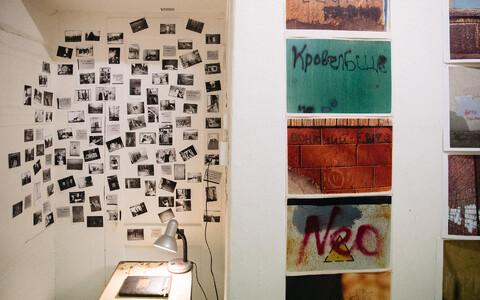 Galeriis Metropol näitus