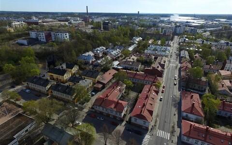 Turus säilinud puithoonestusest on üks terviklikumaid Port Arthuri asum