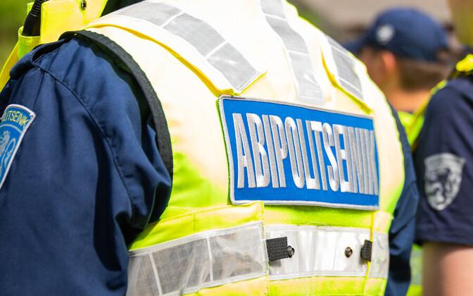Добровольные помощники полицейских.