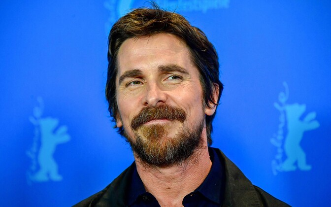 Näitleja Christian Bale.