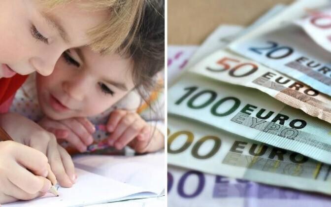 Пособие на няню выплачивают родителям, чьи дети не ходят в детский сад.