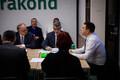 Keskerakonna juhatuse koosolek: Mihhail Korb ja Jüri Ratas