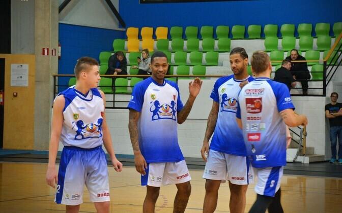 BC Valga-Valka/Maks&Mooritsa mängijad