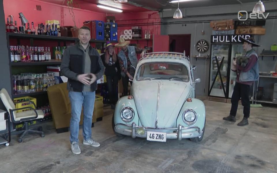 Eestlased võtavad Mehhikos ette heategevusliku matka Volkswageni