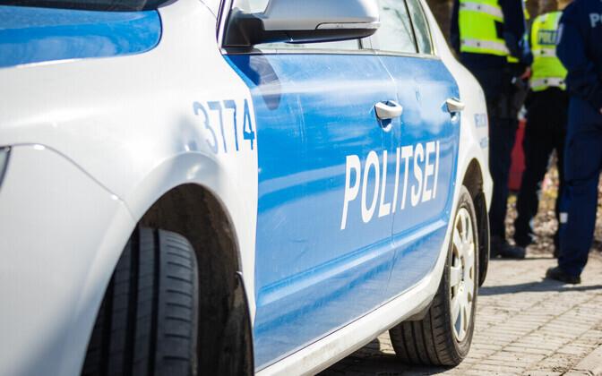 Полицейские прибавляют во владении эстонским языком.