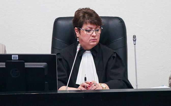 Kohtunik Anne Rebane