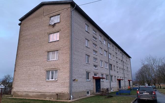 Поселок Ольгина.