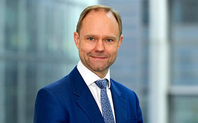 EBRD Kesk-Aasia direktor André Küüsvek.