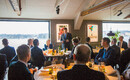Премьер-министр Юри Ратас встретился в Стокгольме с премьер-министром Швеции Стефаном Лёвеном и представителями банков
