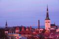 Старый Таллинн.