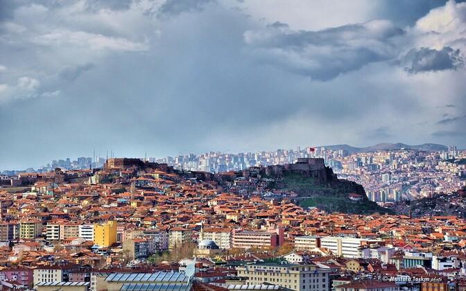 Анкара. Иллюстративная фотография.
