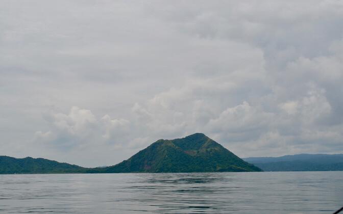 Вулкан Тааль.