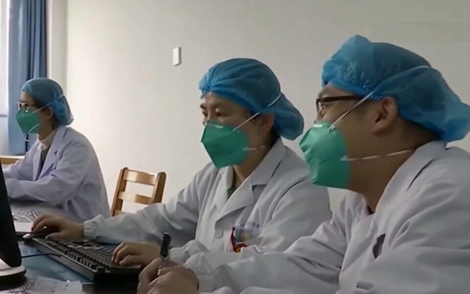 Вспышка вируса в китайском городе Ухань.