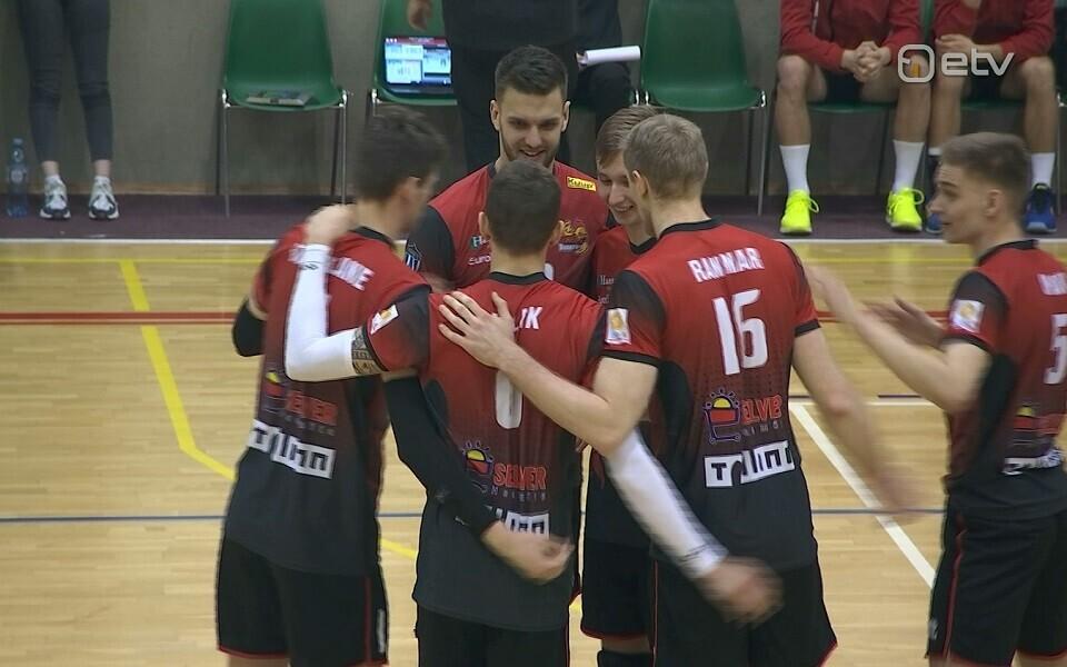 Tallinna Selveri võrkpallimeeskond
