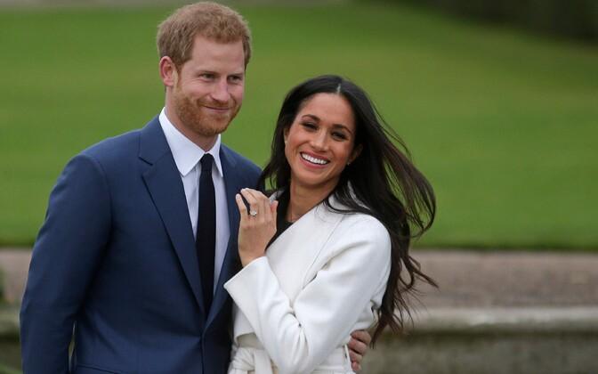 Prints Harry ja tema abikaasa Meghan teatasid otsusest loobuda ka kuninglikest tiitlitest.