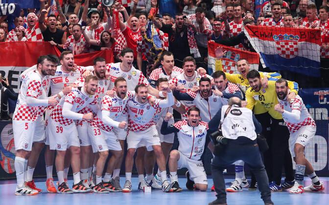 Horvaatia käsipallikoondis