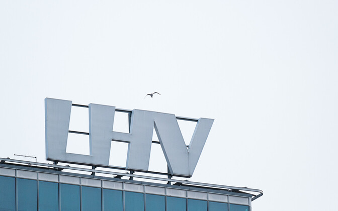LHV headquarters in Tallinn.