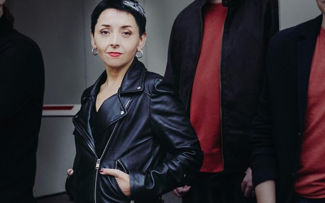 Анастасия Тидо.