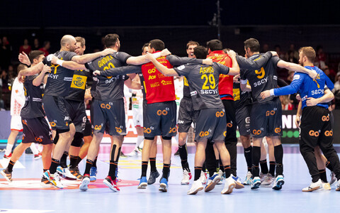 Hispaania käsipallikoondis