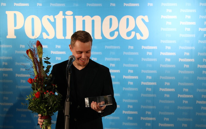 Tanel Toom wins Postimees' Person of the Year award 2019