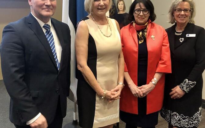 Eesti avas Vancouveris aukonsuli esinduse.