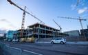 Porto Franco construction work in January 2020.
