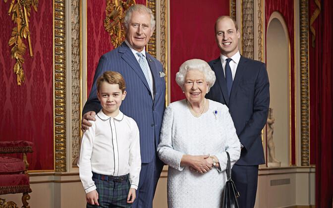 Briti kuningapere