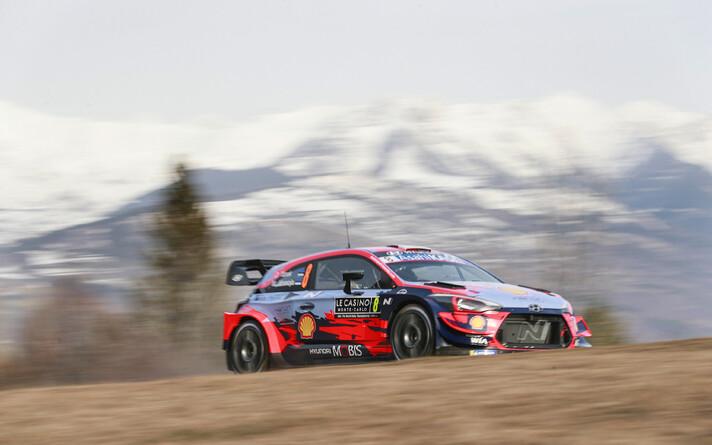 С 2020 году Отт Тянак и его штурман Мартин Ярвеоя выступают за Hyundai.