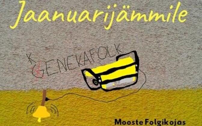 January Jam in Mooste, Põlva Municipality.