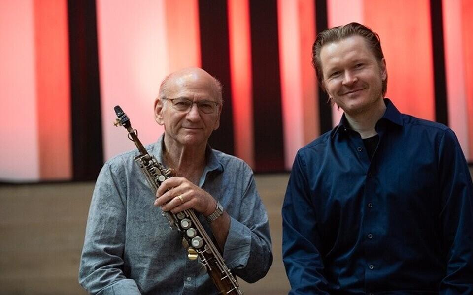 Kristjan Randalu ja Dave Liebman