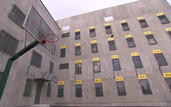 A prison (picture is illustrative).