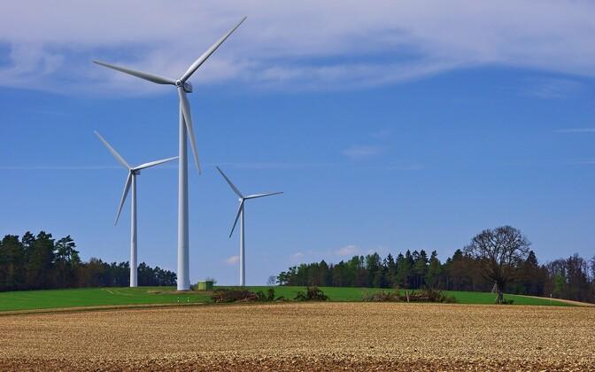 Tuulik. Foto on illustratiivne.