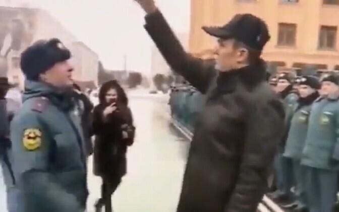 Päästeametnik ja Tšuvaššia juht Mihhail Ignatjev.