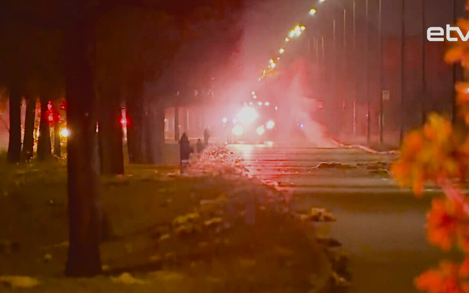 Взрыв в Хьюстоне.