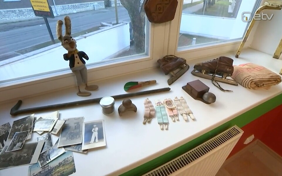 Kalamaja muuseum kogub tasapisi väljapanekuks asju.