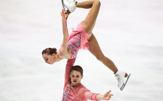 Aleksandra Boikova ja Dmitri Kozlovski
