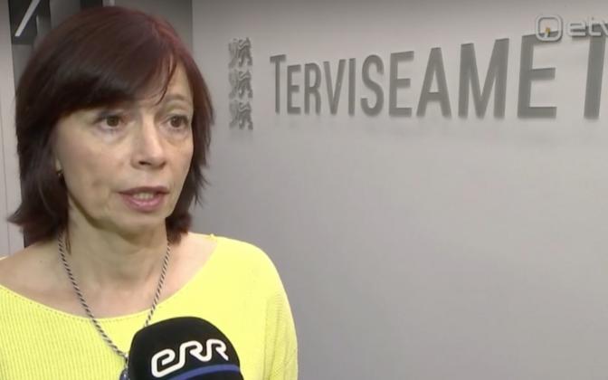 Health Board adviser Irina Dontšenko.