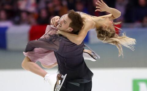 Victoria Sinitsina ja Nikita Katsalapov