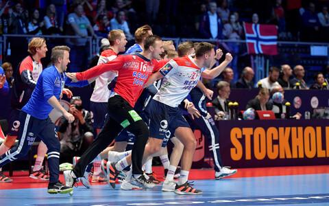 Norra meeste käsipallikoondis