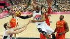 Erinevate põhjuste tõttu ei alanud Bryanti karjäär USA koondises enne kui alles 2007. aastal. Sellele vaatamata aitas ta USA olümpiavõitjaks nii 2008. kui 2012. aastal, Londonis viskas ta finaalmängus Hispaania vastu 17 punkti.
