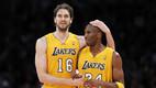 Pärast O'Neali tuli Pau Gasol. Koos Hispaania legendiga võitis Bryant NBA meistritiitli ka 2009 ja 2010.
