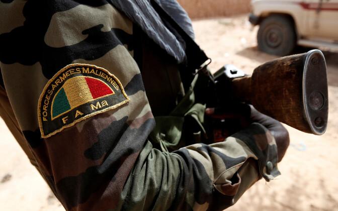 Mali sõdur.