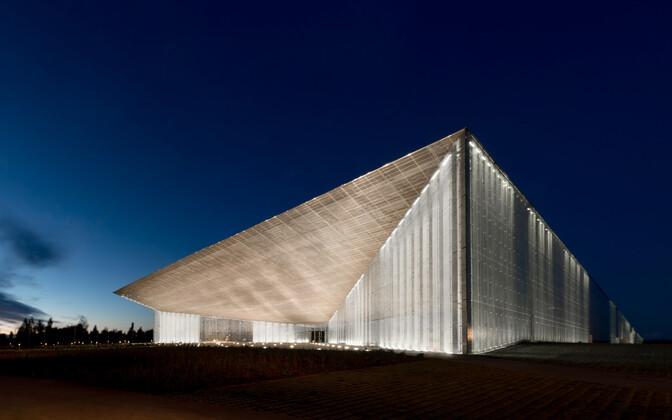 Обсуждается возможность сделать свободным вход в Эстонский национальный музей.