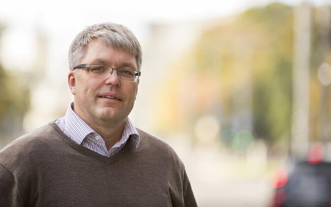 Tartu Ülikooli arvutiteaduse instituudi juhataja ja akadeemik Jaak Vilo.
