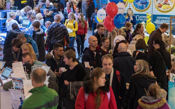 В прошлом году за три выставочных дня Tourest посетили 26 204 человека.