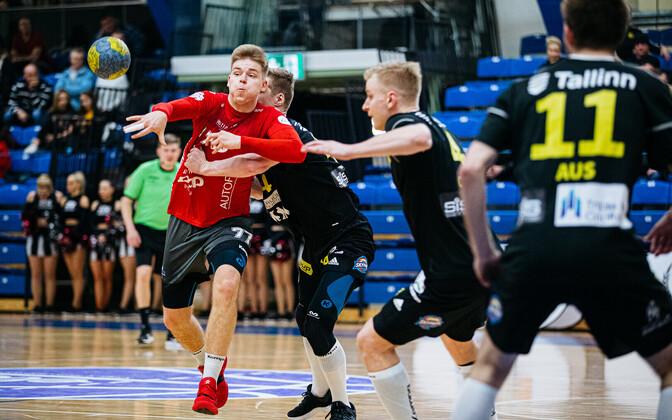 Käsipalli Eesti meistriliiga: HC Tallinn - Põlva Serviti