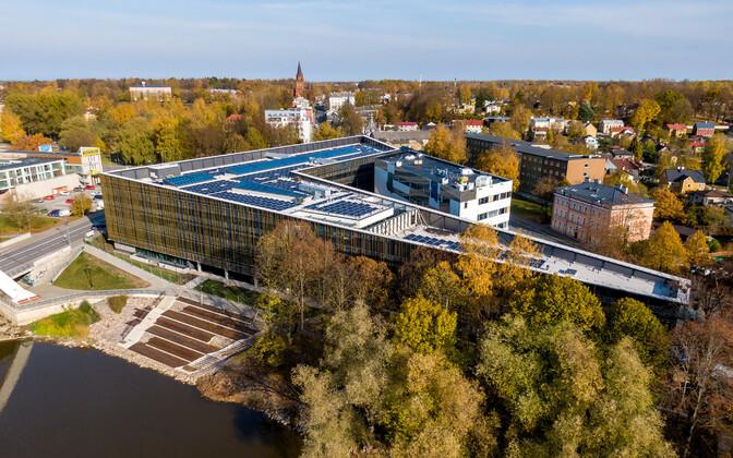 В академическом плане здание позволит более тесно сотрудничать институтам университета.
