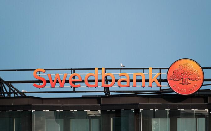 В 2019 году Swedbank заработал в Эстонии почти 200 млн евро чистой прибыли.